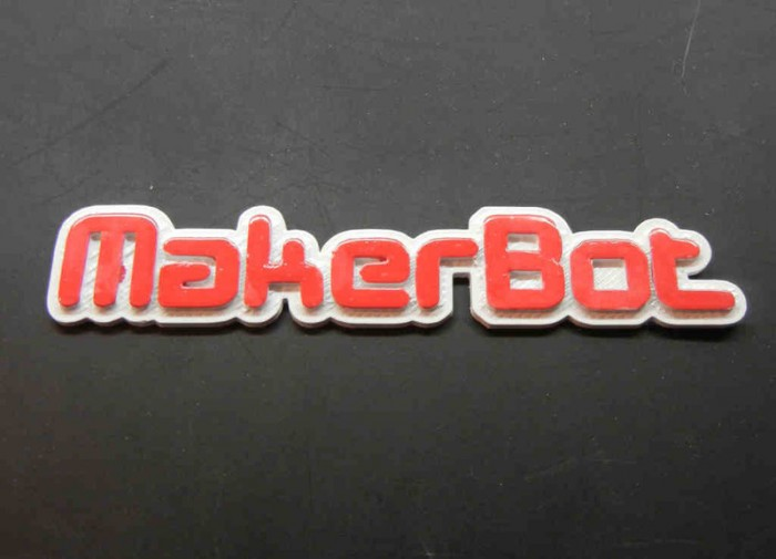First Makerbot Project!