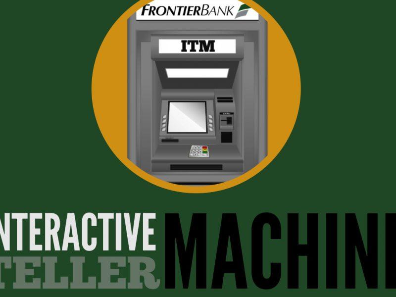 Frontier Bank ITMs
