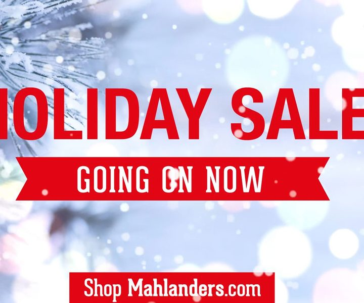 Mahlanders 2015 Holiday Ad