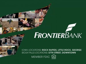 Frontier Bank – Community Strong campaign
