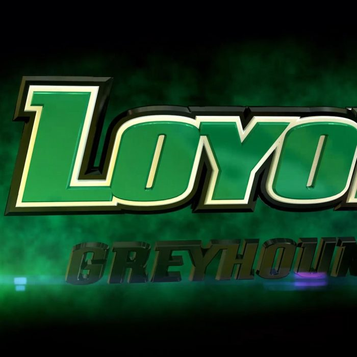 LU Greyhound Logo Animations
