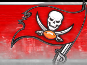 First Down animation for Tampa Bay Buccaneers