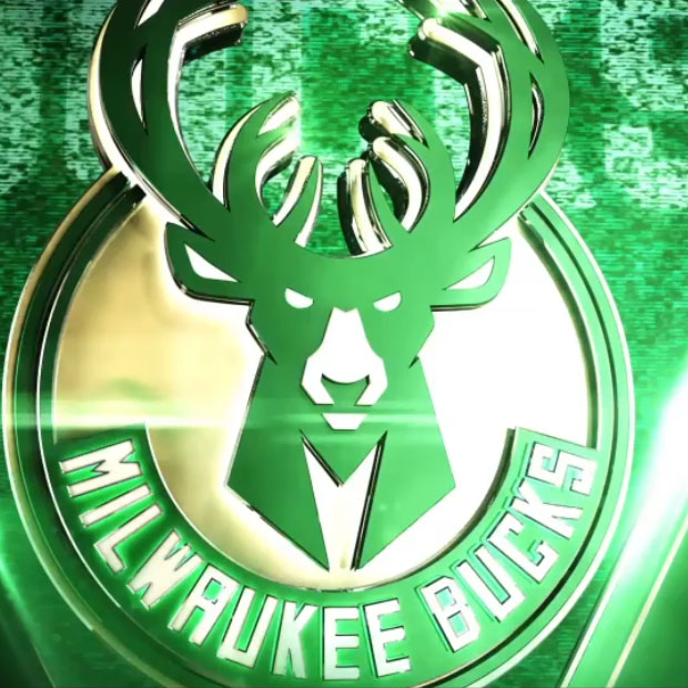 Milwaukee Bucks Logo Treatments