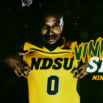 NDSU Basketball Player Cards